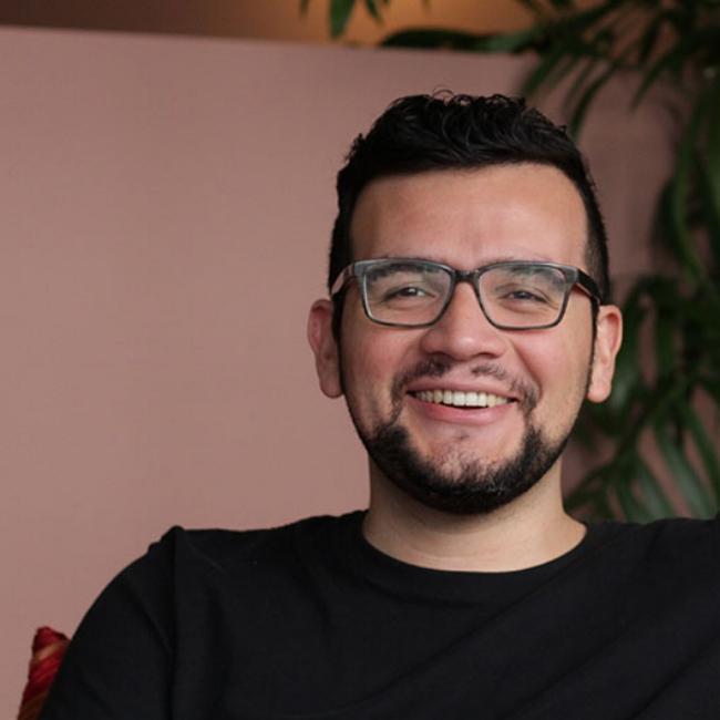 Ricardo Osuna - Co-Creator & Producer