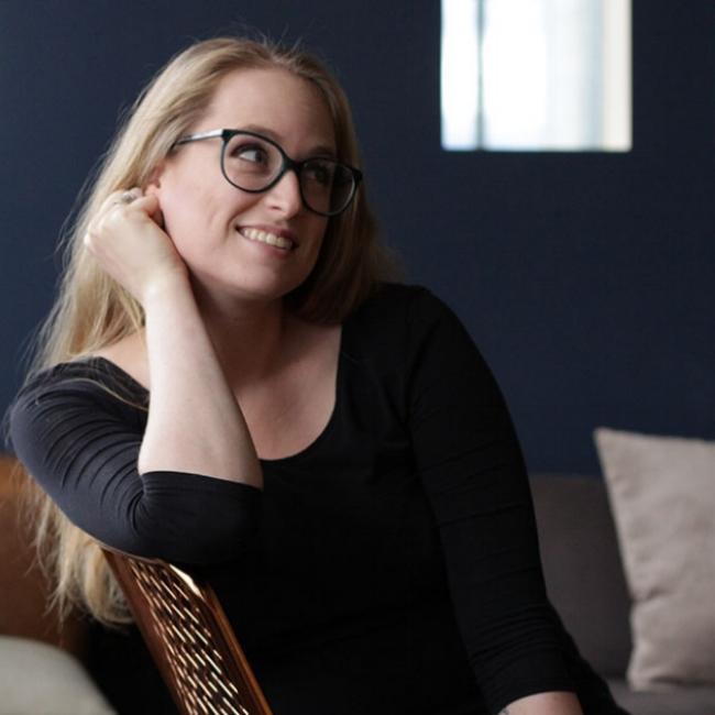 Katy Osuna - Co-Creator & Executive Producer