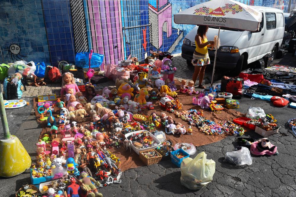 Toy heaven.