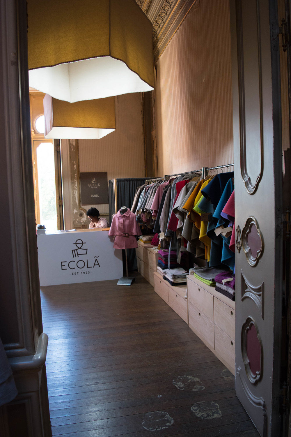 Spend time in the Embaixada palace-turned shopping gallery where Ecolã found its Lisbon home.