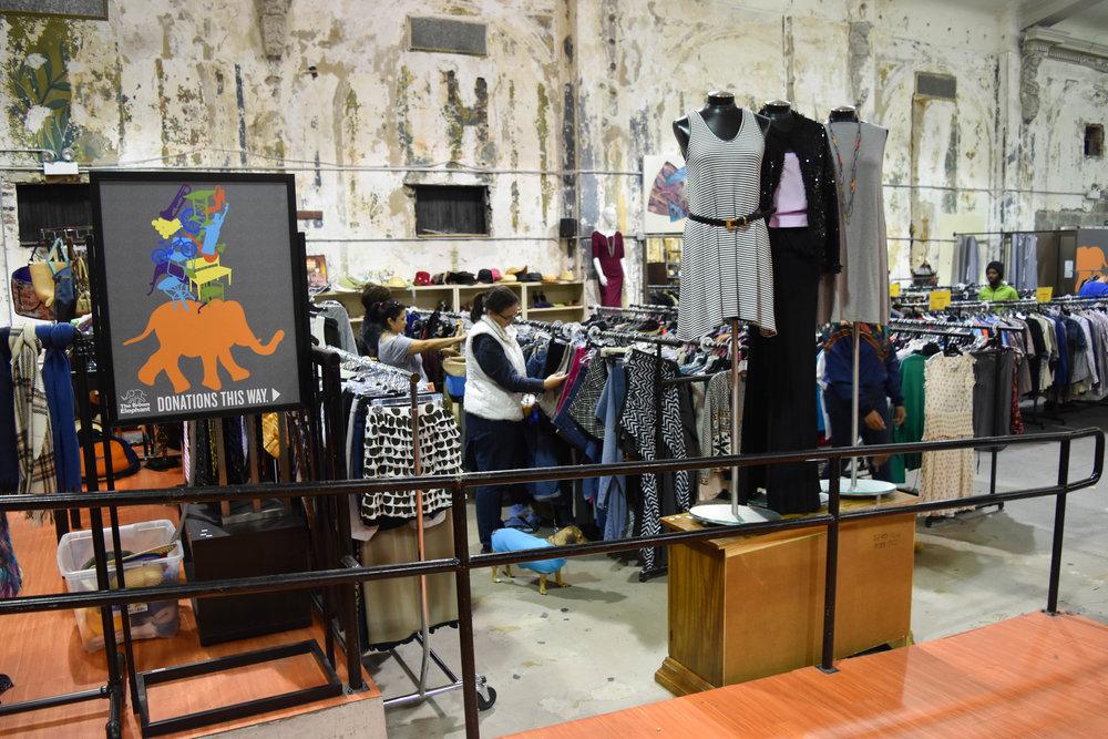 The Brown Elephant Resale Shops