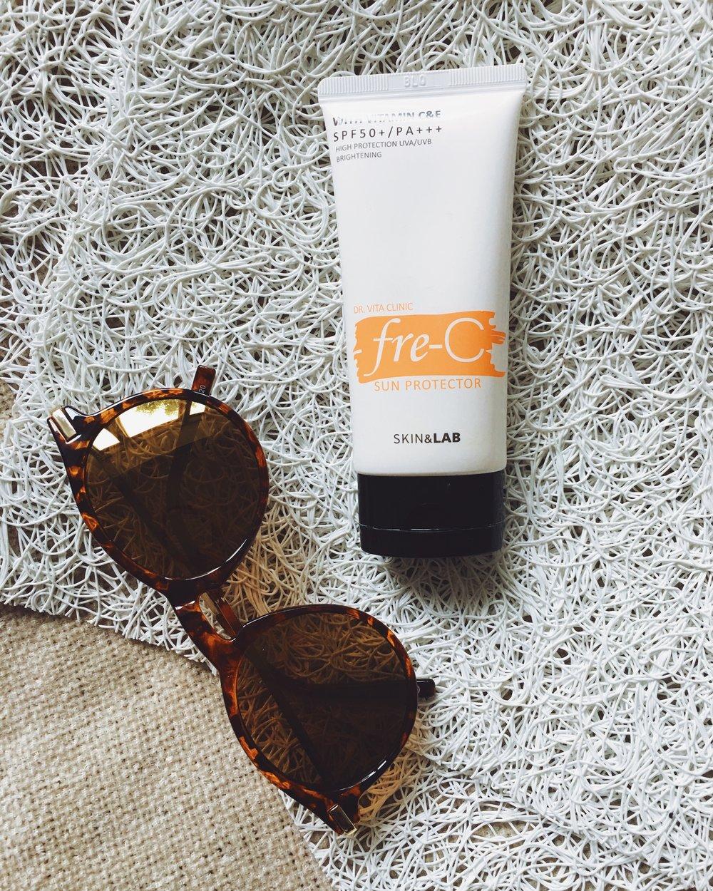 Skin Lab sunscreen