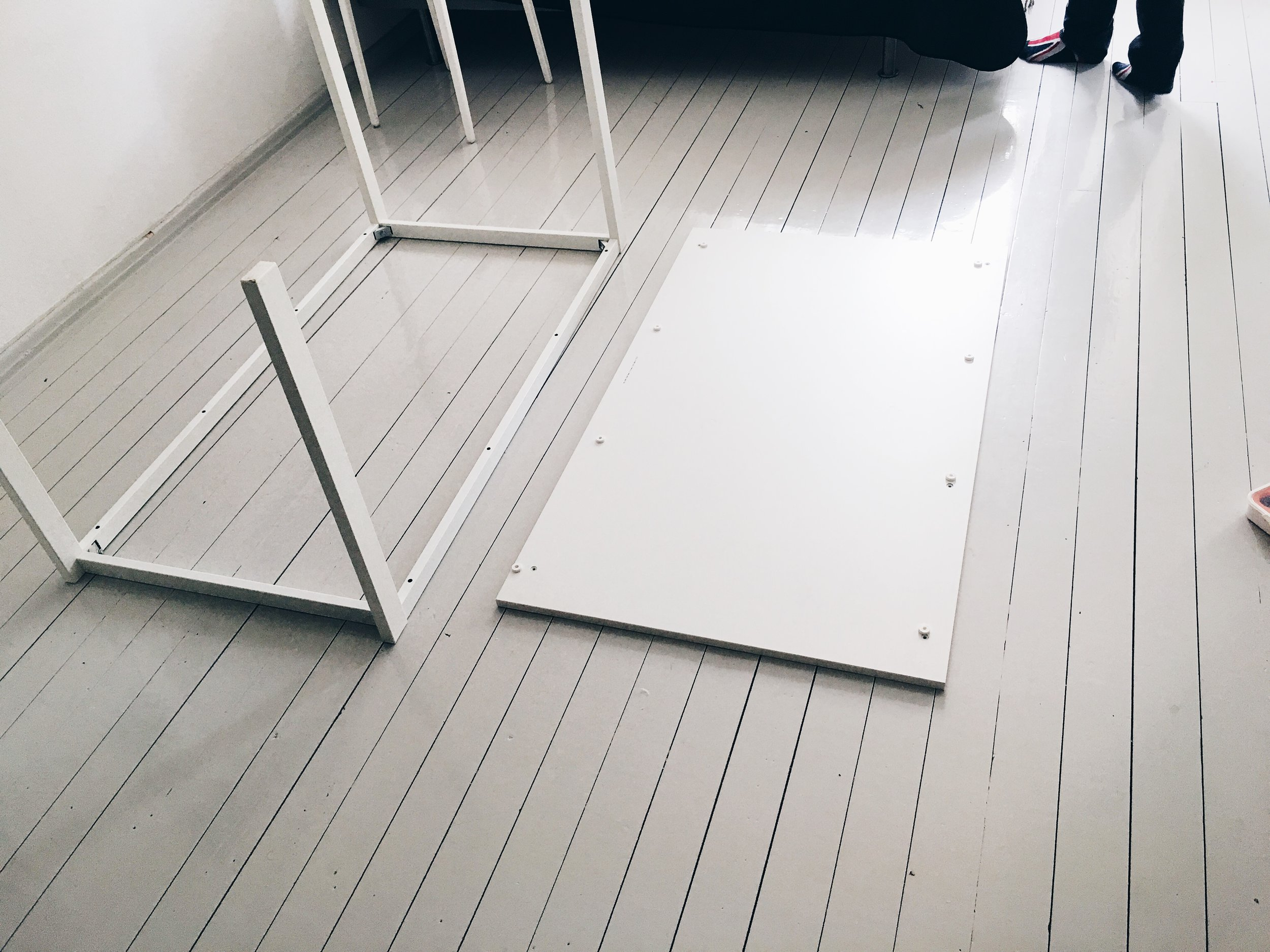 table diy