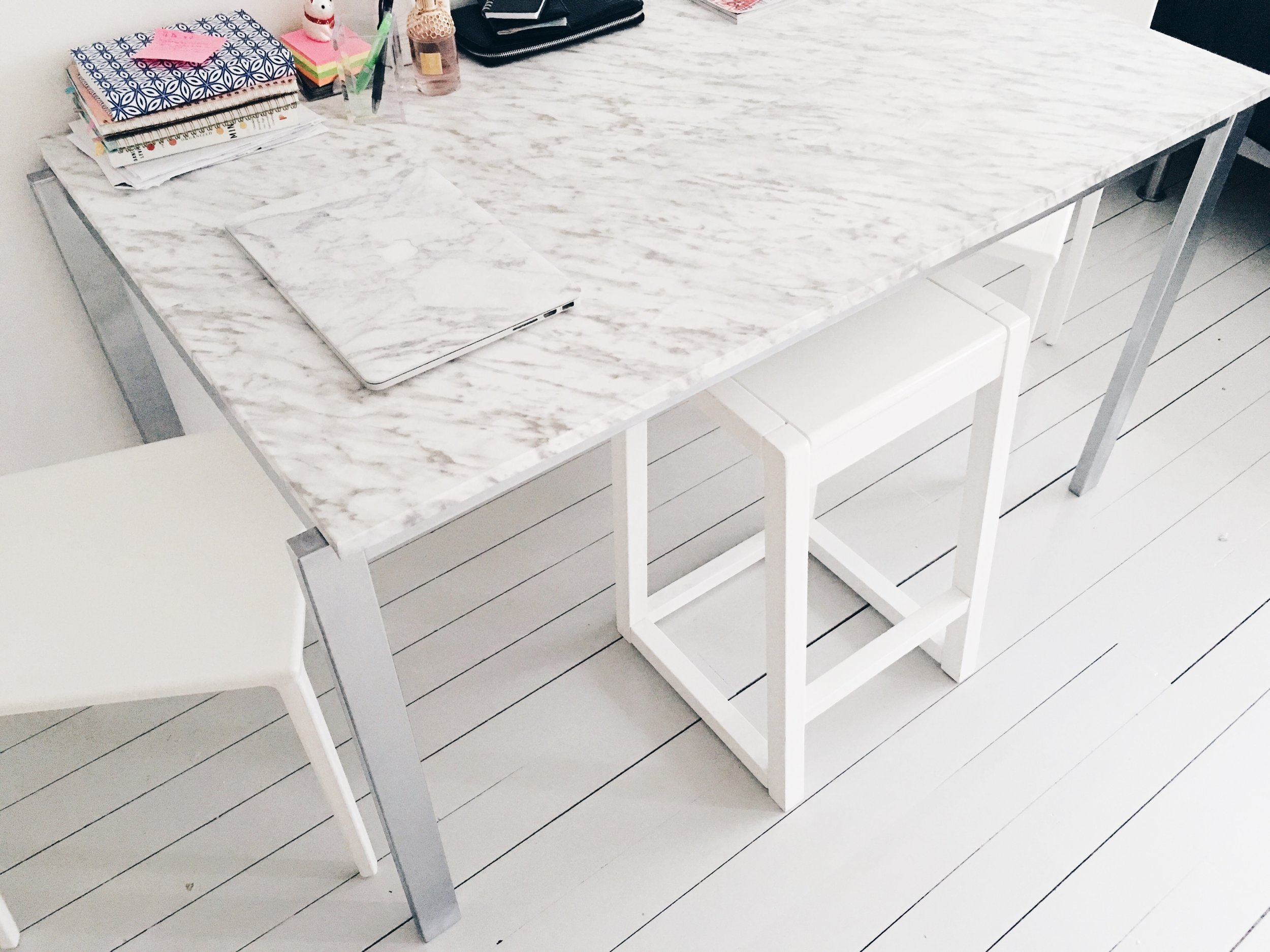 Ikea Melltorp table DIY