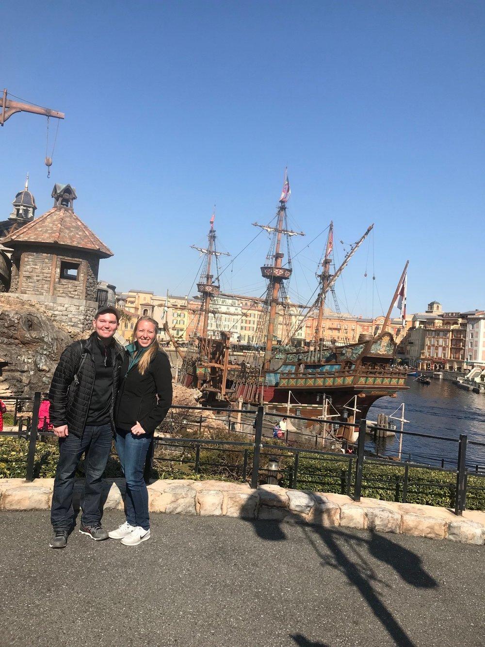 Schuyler Croy Tokyo DisneySea Recap