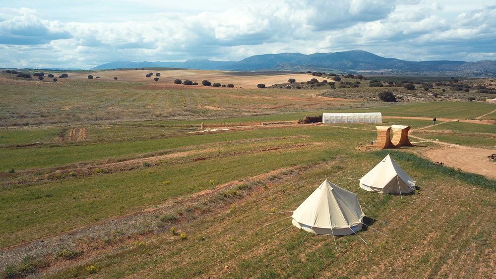Meet Ecosystem Restoration Camps - A camp to house people who learn how to restore the ecosystems around them.