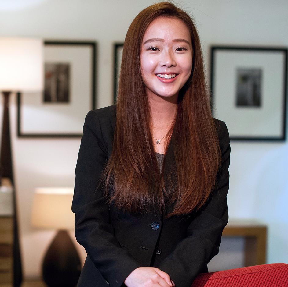Ashley Ng  Lead Performance Strategist