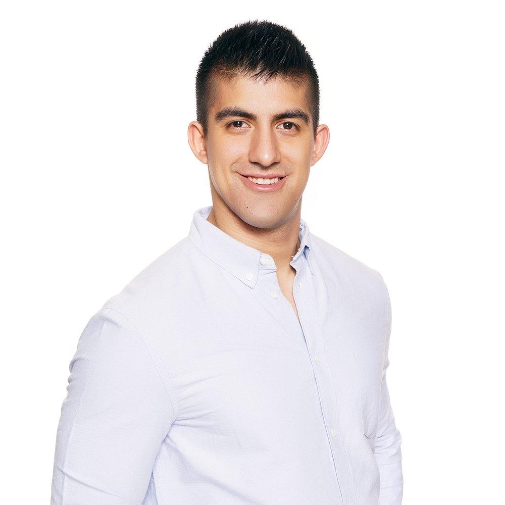 Andres Bogarin - Degreed Nutritionist & Fitness Expert