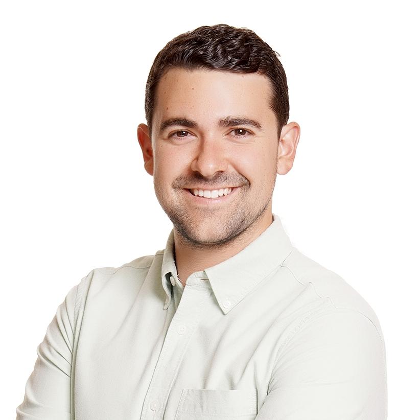 Sergio Fourzan - Nutritionist, Recipe Developer, Co-Founder
