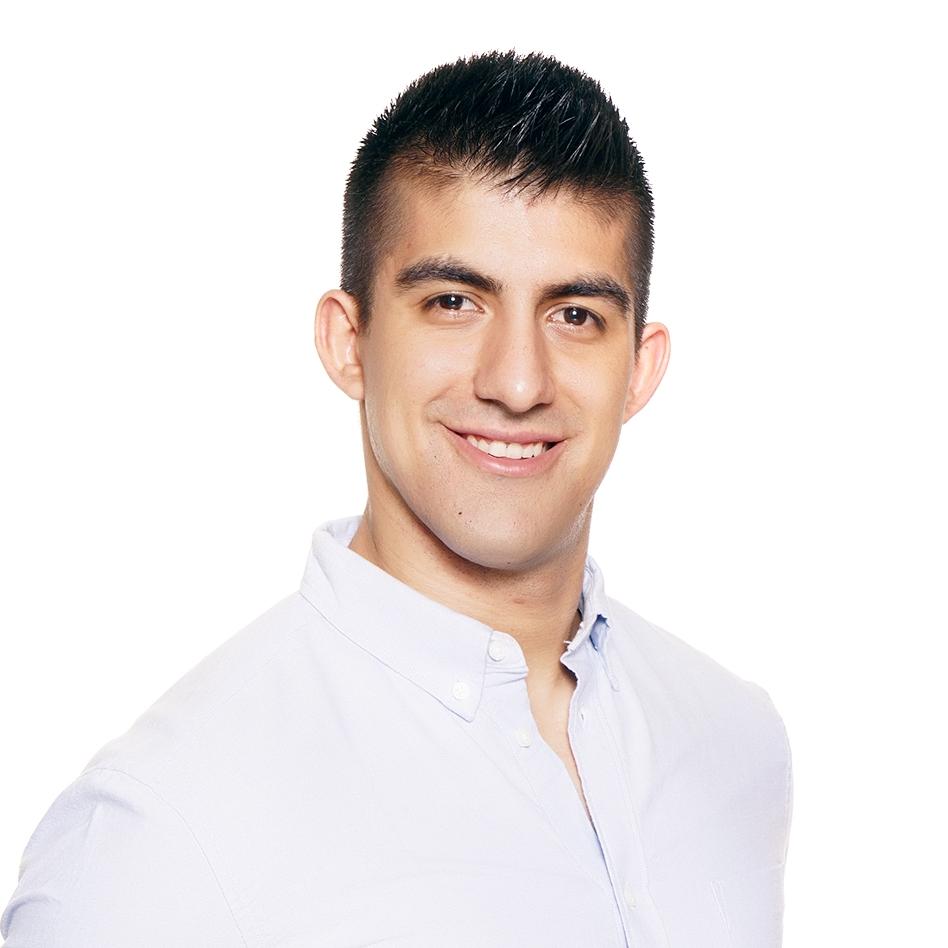 Andres Bogarin - Degreed Nutritionist, Fitness Expert