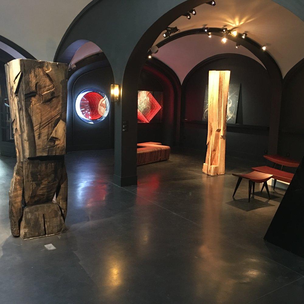 photo mouche cousue - sculptures organiques de Steph Cop