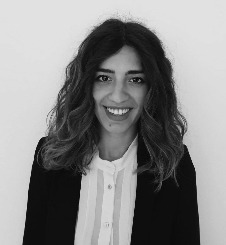 Federica Abbinante  -  Communication and Business Development Intern