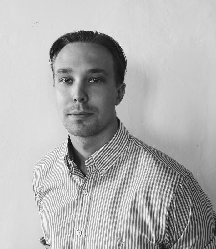 Eddie Streng  -  Sales and Business Development Intern