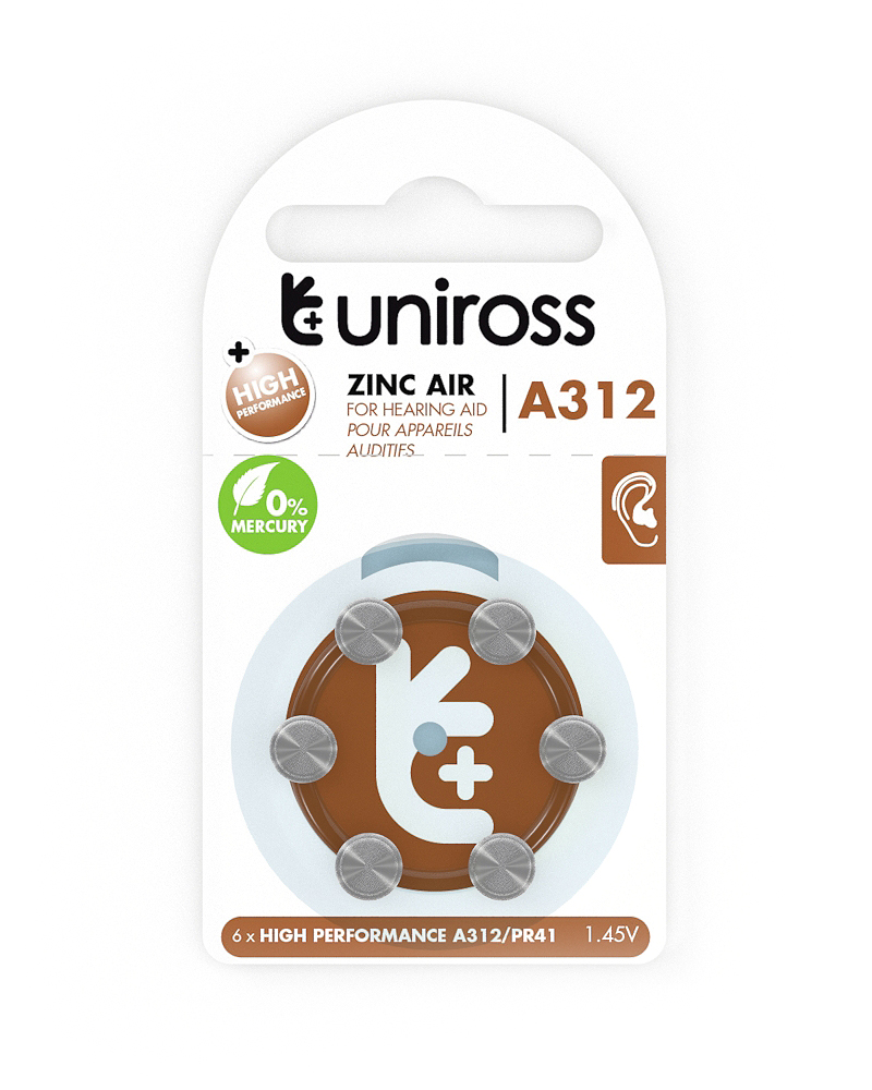 [UZA6A312] UNIROSS PACK 6 X A312 ZINC AIR.jpg