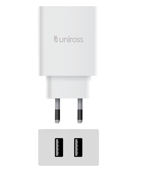 QUICK CHARGE  DUAL USB WALL Charger