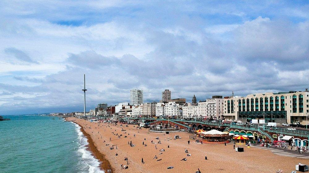 Brighton by Spark