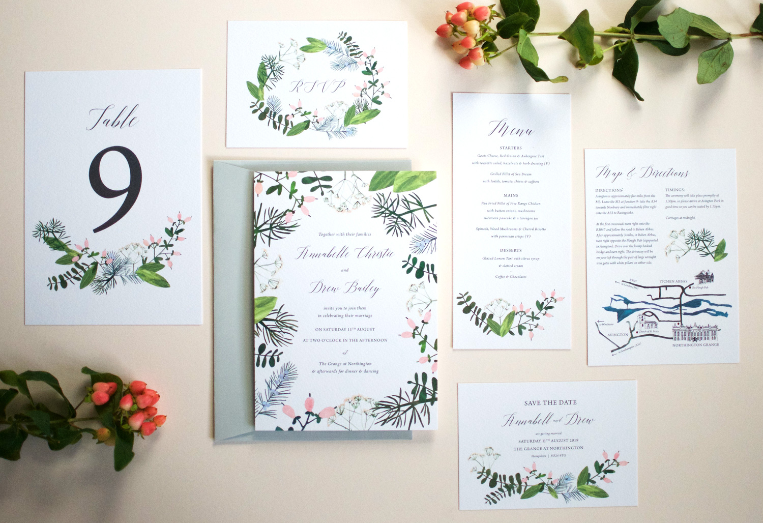 Photo credit: http://www.hollyhocklane.co.uk as featured on Botanical Paperworks