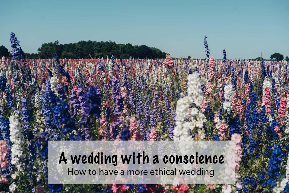 Ethical Wedding Planning