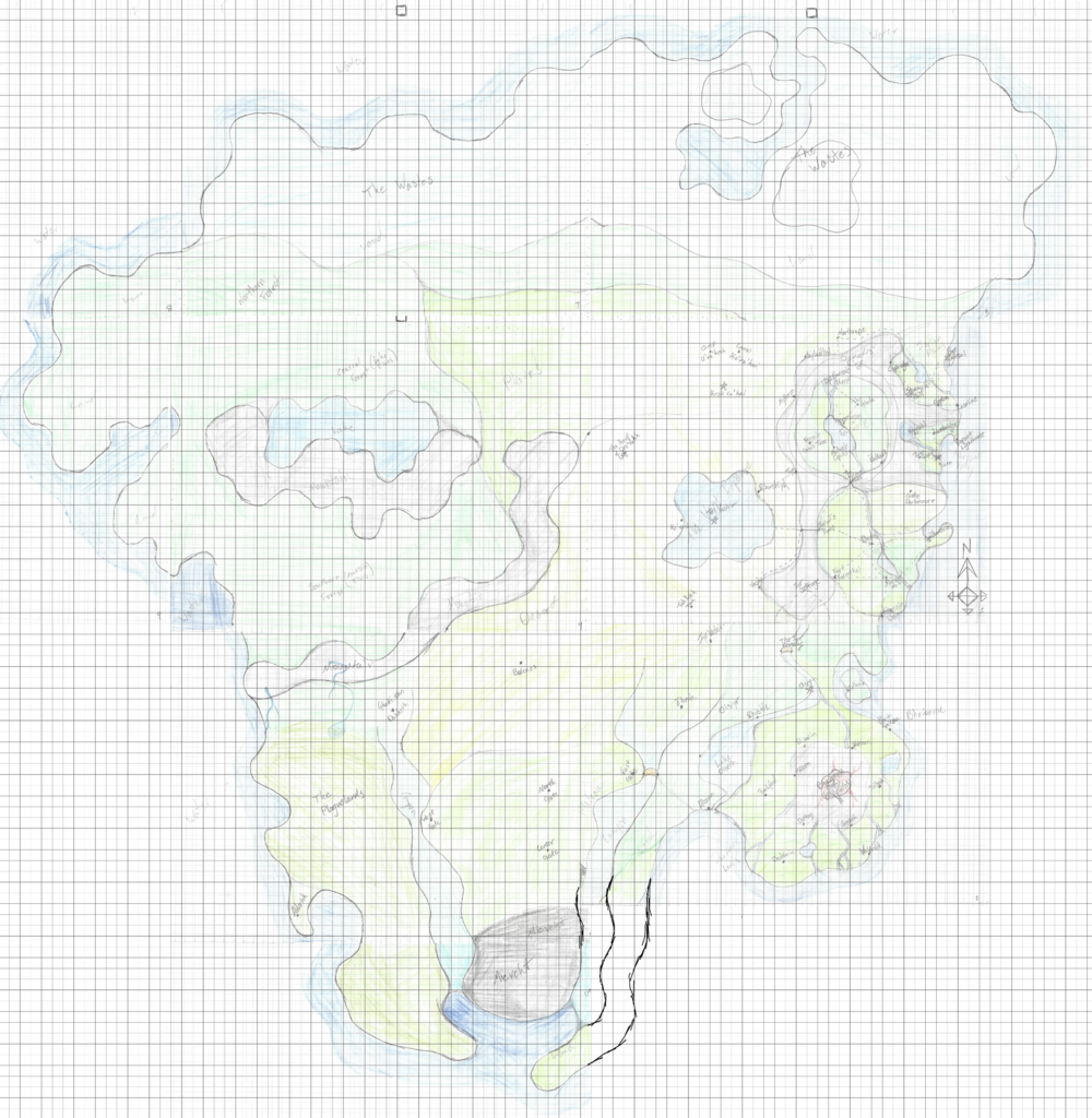 Continent of Syvahl