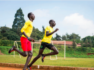 Olympic dreams for Kenya's refugees - Geographical Magazine, August 2016