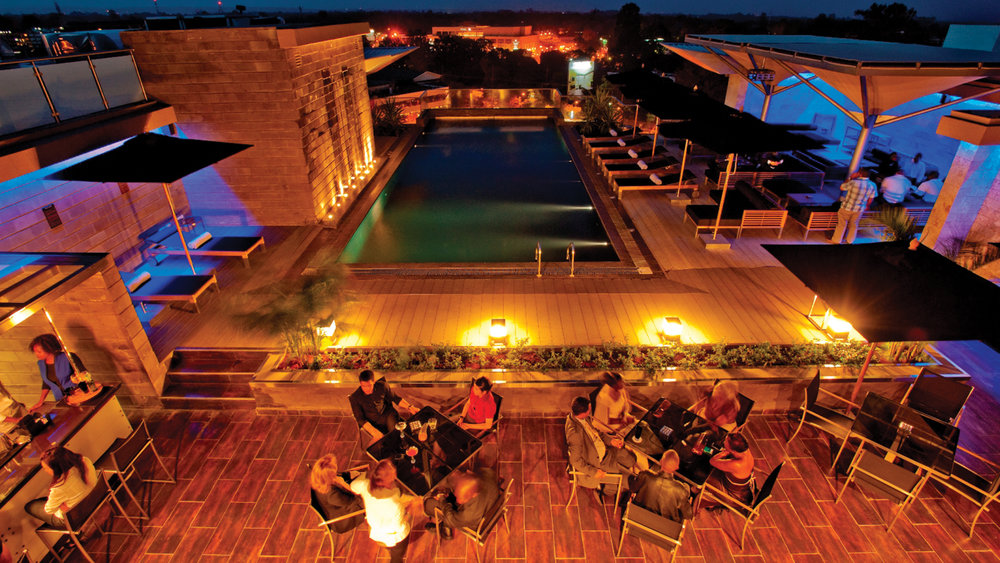 Five of the best rooftop bars in Nairobi - Financial Times, July 2015