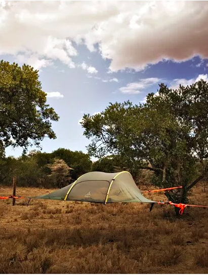 Into the wild: fly camping in Laikipia - Nomad Magazine, May 2017