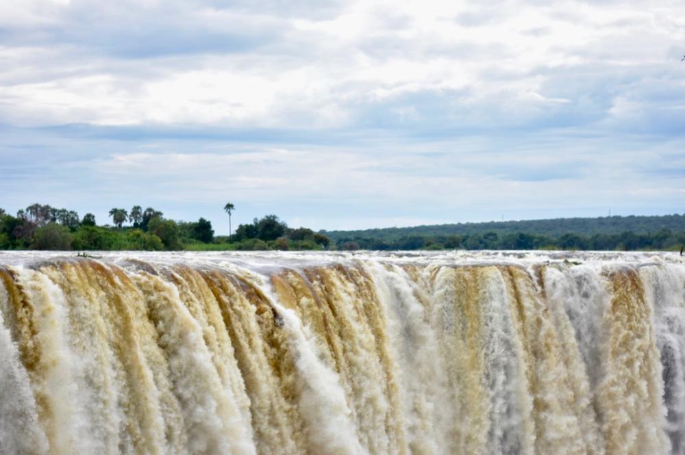 Victoria Falls/ Mosi-oa-Tunya - 'the smoke that roars', Zimbabwe