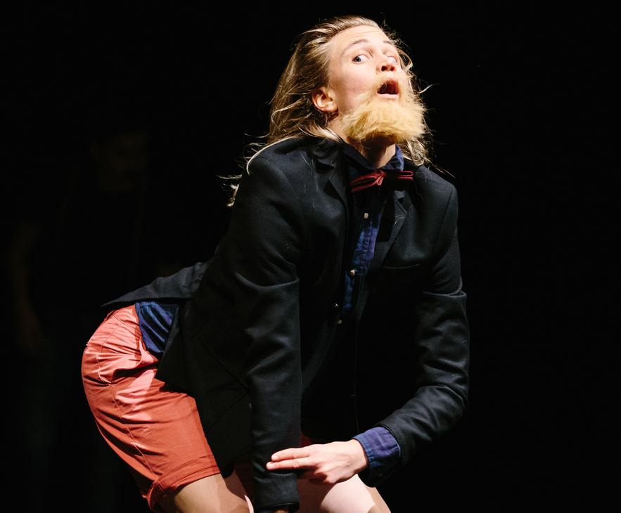 Credits - Director/Choreographer: Andreas ConstantinouDevising Performers: Hilde SandvoldMusician/pianist: Vago TedosioSound and Light Design: Jeppe CohrtMusic: Beethoven, Vago Tedosio