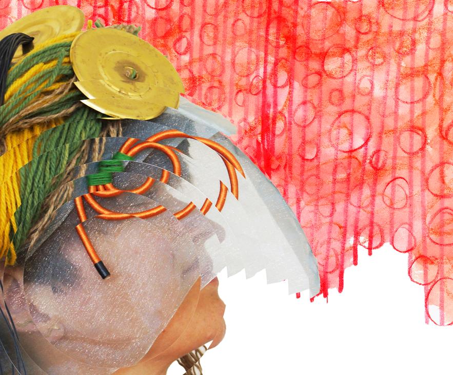 Credits - Idea and execution – Mette AakjærDesign and maskmaking– Amanda Axelsen-SiggaardAssistant maskdesigner – Mette AakjærSound - Thoranna Bjornsdottir og Line Tjørnhøj