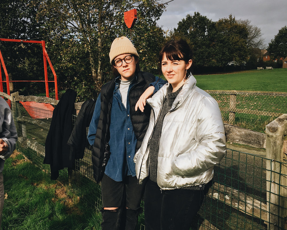 #1 Pib & Lib - A Welsh-Scandi furtinture designer, and one of London's Young Poets. Pip and Lib are a creative team at Anomaly and co-founders of Phlegm Collective. The pair are on a mission to destroy society's unrealistic idea of 'perfection' and are already making waves, after their work was picked up by The Metro and Huffington Post. They've created a magazine, written a mini poetic short, got more agencies recycling, raised money to build a school in Cambodia and they even made a TV ad on their first ever placement (Ft. everyone's favourite, or not so: James Cordon). This badass pair are ones to watch, and we're super excited to see what the future holds for them.Twitter: @phlegm__Website: www.pipnlib.com