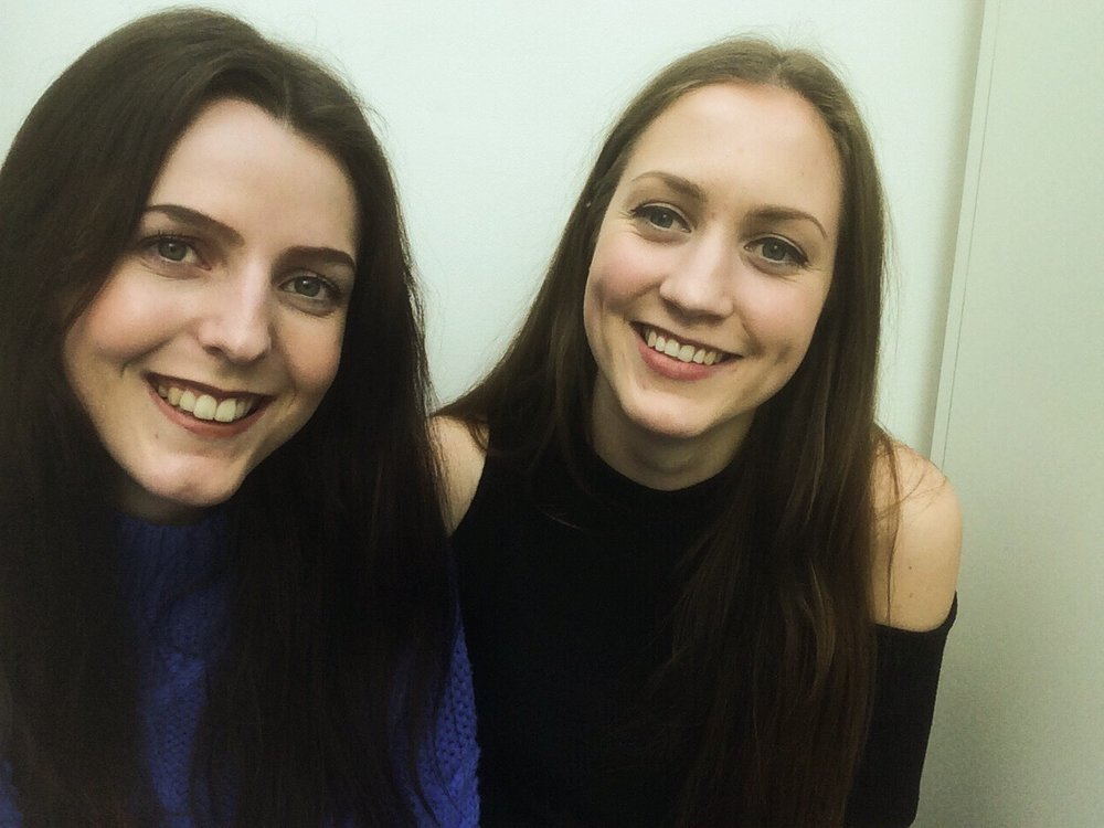 #37 Kirsty & Torunn - Kirsty & Torunn are a creative duo from Norway and Durham. Currently interning at M&C Saatchi, London. Previously at JWT. Check out their work below.Twitter: @kirstyandtorunnWebsite:https://www.kirstyandtorunn.com/
