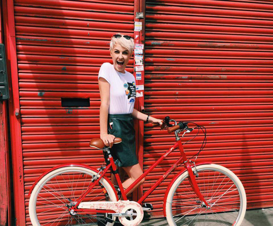#92 Chloe Stephenson - Chloe is Absolut Vodka's number one fan, with a collection of bottles well into the hundreds. She's always said that her life time dream was to work on Absolut, and that she could retire when she ticked that off her list.The reason Chloe is so badass is that within her first job in advertising she's already designed an Absolut bottle and has some amazing work coming out for them on the horizon. Chloe's so badass that she should probably start looking into her retirement plan...WebsiteTwitter