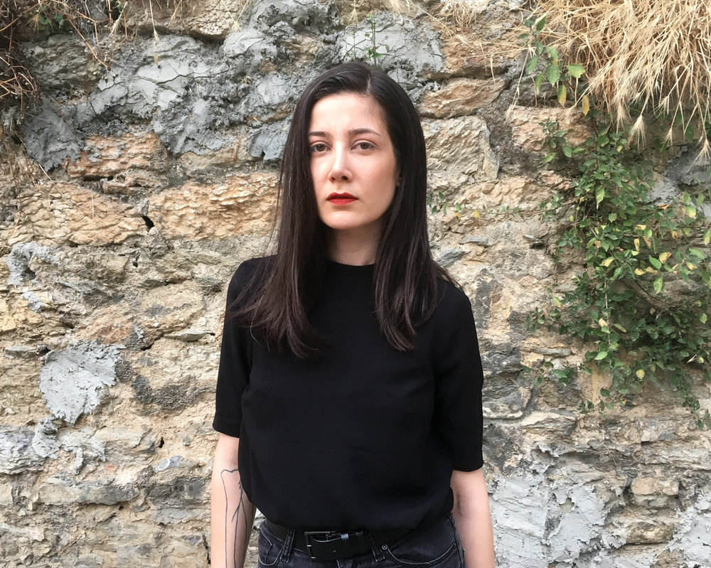 #98 Anil Aydin - She is a print designer and artist based in Istanbul and New York.Her work is influenced by textures and is based around a monochrome styling. She's collaborated with brands like Helmut Lang, PS, etc. and now she is working on her own exhibition in Istanbul.WebsiteTwitter
