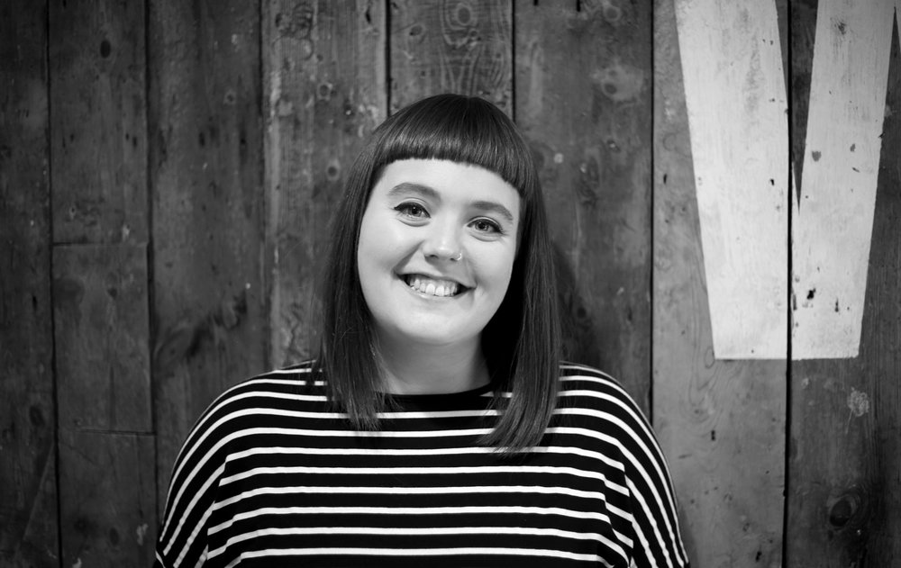 #125 Jen Devonshire - Powering through deadlines and smashing all creative briefs thrown her way, graphic designer Jen Devonshire is a born brand guardian with a super-keen eye for mismatched fonts. Hailing from Hull, Jen is always there with a smile and makes an awesome cup of tea!WebsiteTwitterBehanceLinkedIn