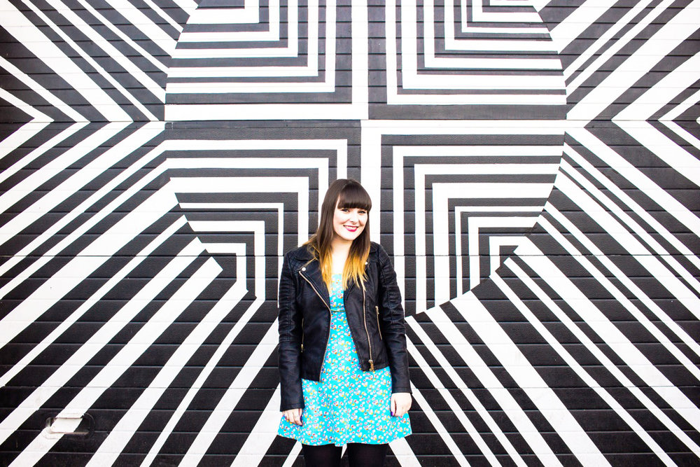 #155 Katherine Tromans - Katherine Tromans is a colourful Freelance Creative Designer & Illustrator that lives and works in Birmingham. She graduated from the Arts University in Bournemouth in 2011 with a BA (Hons) In Illustration. Returning to Birmingham she has worked within advertising and design agencies creating illustrated campaigns and creative design. She now works as a freelancer for agencies but also works with independent brands and private commissions. Some of her clients include Backyard Cinema London, Roxy, SimplyBe and Dancing Leopard. WebsiteLinkedInTwitterInsta
