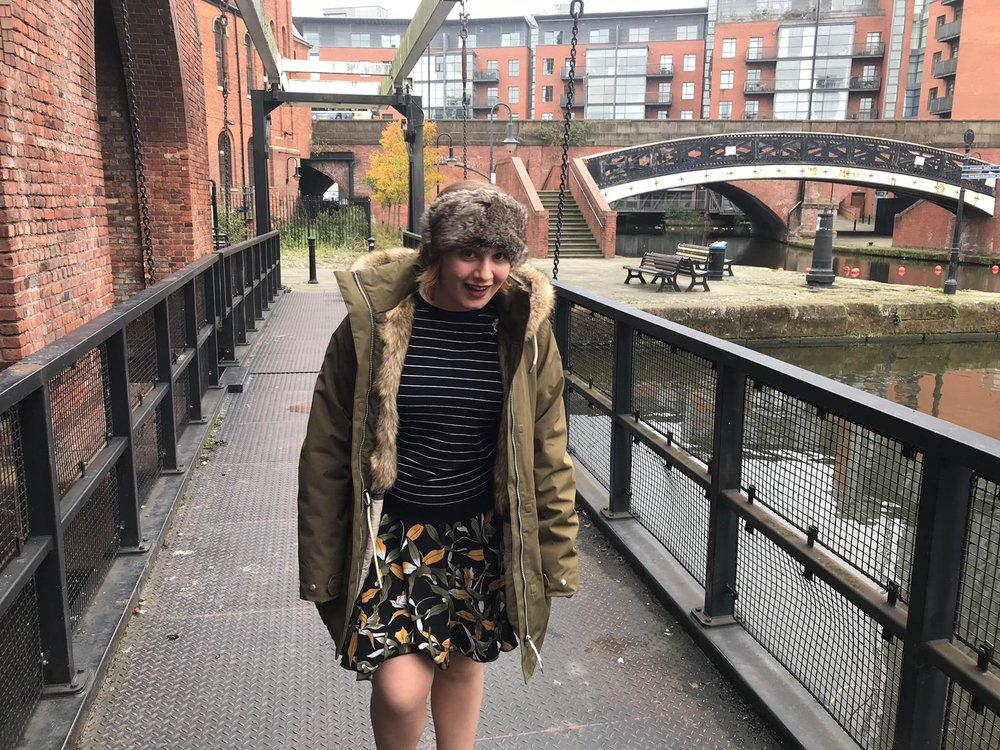 #248 Posy Cuthbertson - Posy is a total Badass Creative Gal! She's worked on some amazing projects at WRG in just under two years as a creative. As a testament to her ability and hard work, she's just been awarded a CN30 under Thirty.I'm really proud of her and think she deserves to be featured as a Badass Gal!LinkedIn
