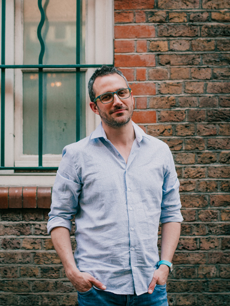 Aaron Hutchinson  Director of Production