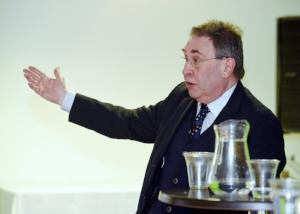 David Drew, MP for Stroud