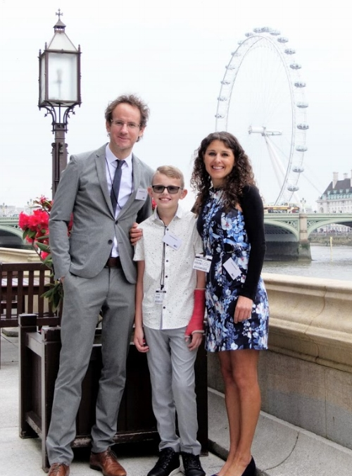 Charlie Denton and parents.jpg