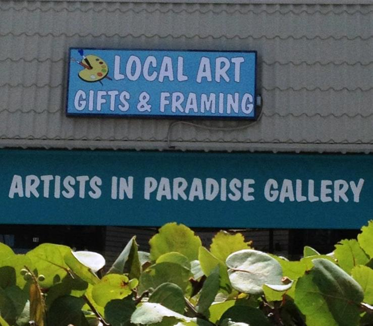 Artists in Paradise