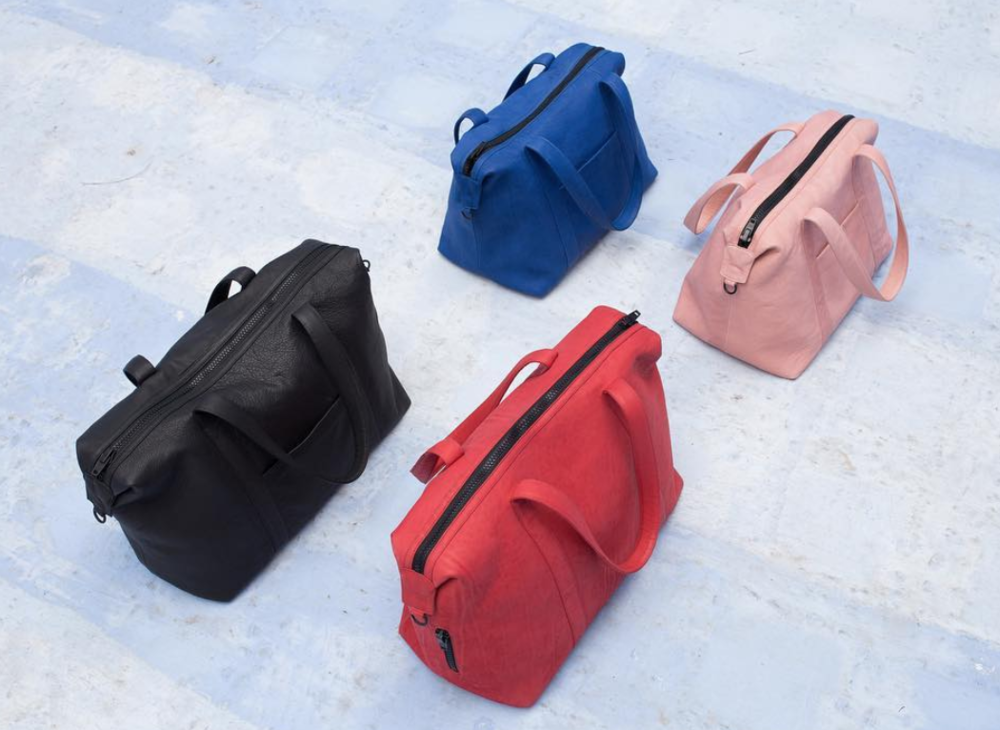 "Steerage Premium Leather Bags! 20% off with code ""HICKEL"""
