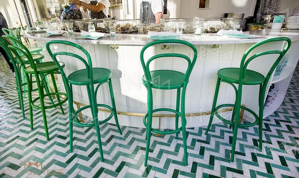 Moroccan floors