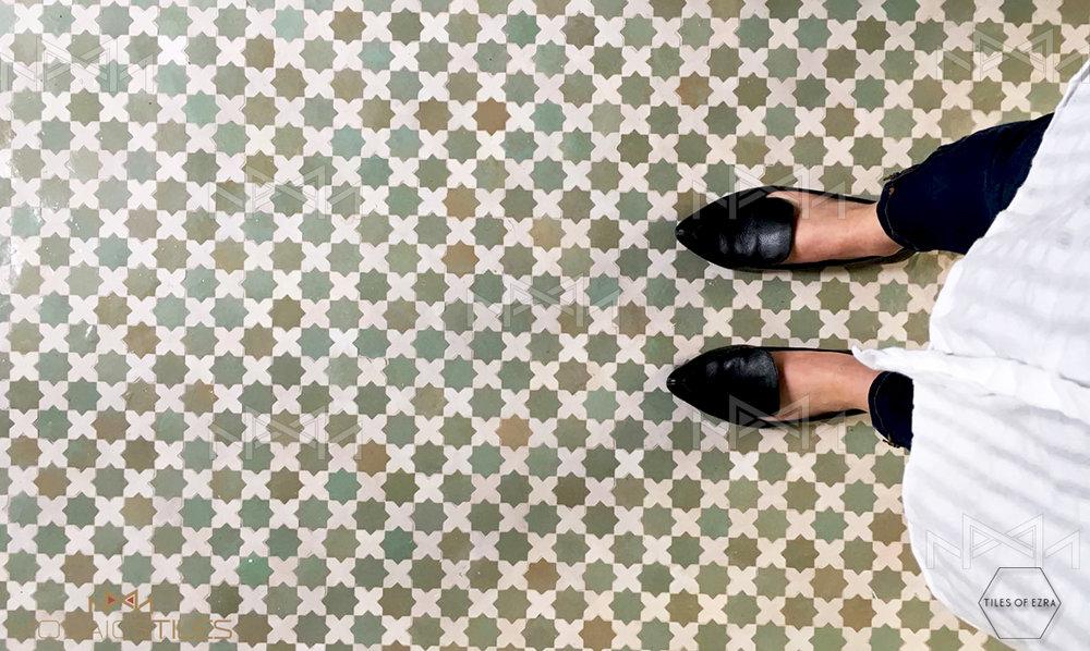 Mosaic-tiles ZEL011