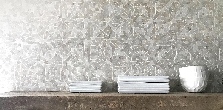 moroccan zellige tiles | Mosaics-tiles