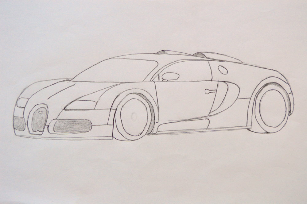 Bugatti Veyron Gregoire Germain