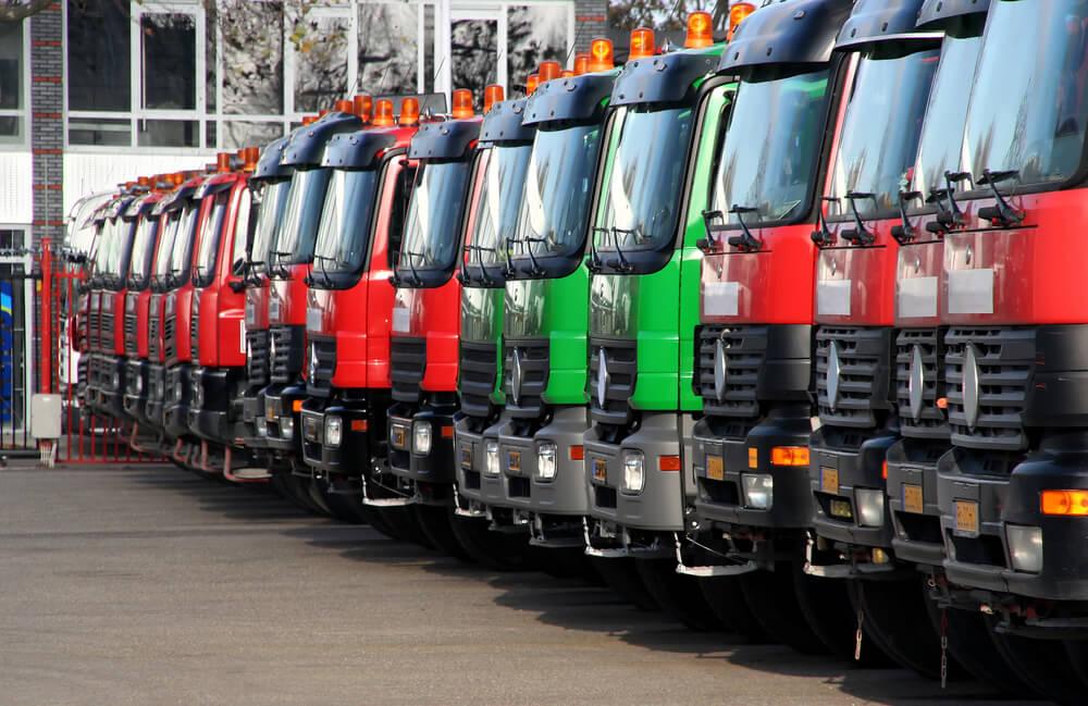 Analysing dual-fuel trucks
