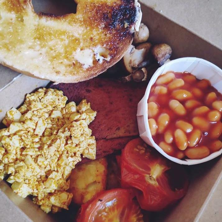 Every WednesdayThe Big V Breakfast - £5
