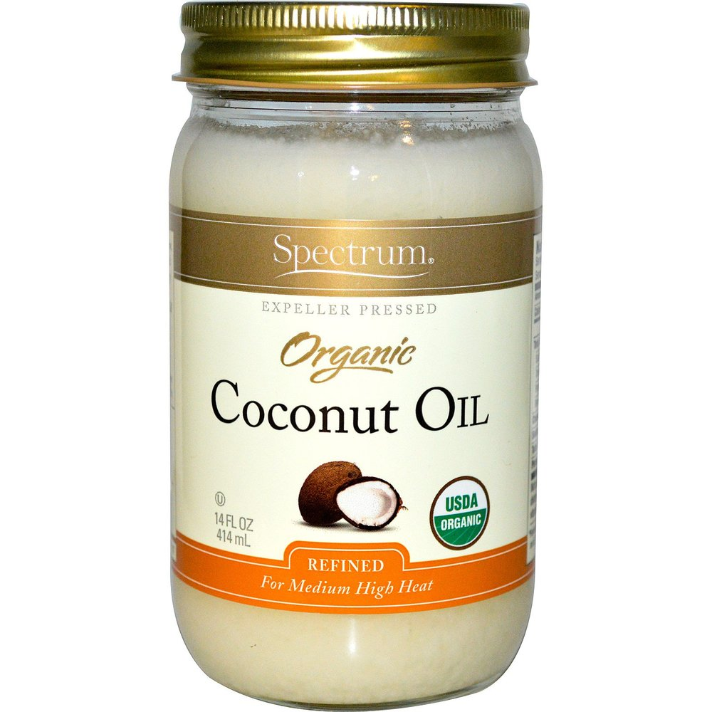 Coconut Oil! - Coconut oil for me is a win, win ingredient because you can do so much with it when you cook and it has so many health benefits! Coconut oil is great for baking and sauteing. Also, adding this ingredigent to your recipe provides a smooth texture!