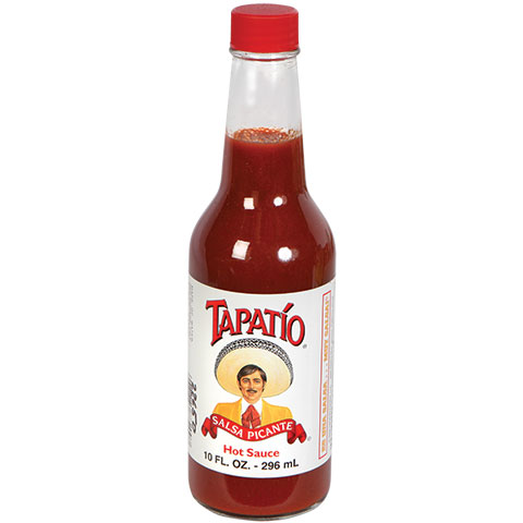 Tapatio Hot Sauce! - I love having this hot sauce! It is so easy to add so much flavor to any dish with a couple splashes of this hot sauce! We like to add it to our soups, tacos, nachos, and so much more!