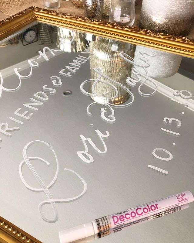 Easy like Friday morning. Cup of coffee in hand, pups at my feet, and wrapping up some final details for the week. Hope everyone has a great weekend ✌🏼 • • • • • • • • #leycolettering #calligraphy #handlettering #lettering #script #brause66ef #drphmartin #dallas #texas #wedding #engaged #engagement #photography #canon #ido #dallaswedding #weddinginvitation #diy #craft #thatsdarling #obliquepen #moderncalligraphy #fallwedding #fall #mirror #mirrorsign #welcome #decocolor
